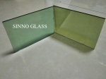 3.5-10mm dark green tinted glass,dark green float glass,dark green reflective glass