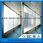 Self-adhensive Switchable Samrt glass Price PDLC Smart Glass Film Factory