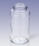 800g screw-cap straight body food bottle