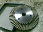 Processing Center Combination Diamond Wheel