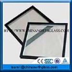 Good quality clear tempered insulating glass price