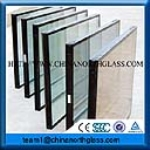 Colorful hot sale insulating glass price