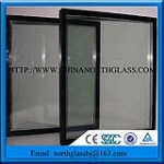 With PPG Low E Coating Tempered Insulated Glass Best Price