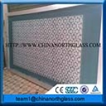 Ceramic frit printing glass panels price