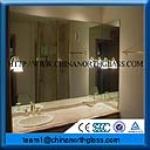 3.2mm Shower Door Silver Mirror Glass