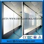 10mm Clear tempered smart glass factory