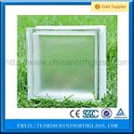 190*190*85mm Clear Glass Block Whole Saler