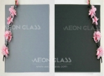 5.5mm Grey Glass, Grey Float Glass with CE & ISO certificate
