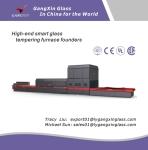 GX-Y Series Hard Roller Bending Glass Tempering Furnace