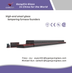 GX-LX Series Continuous Type Flat Glass Tempering Furnace