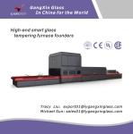 GX-YXW Series Asymmetrical Bending Glass Tempering Furnace