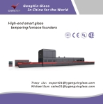 GX-QDLPY Series Forced Convection Glass Tempering Furnace for Flat & Bend
