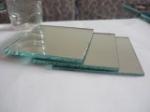 Aluminium & Silver Mirror glass