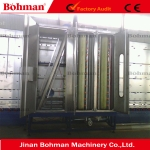 Automatic Vertical Glass Washing and Drying Machine