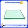 Factory custom 1.5mm thick rectangular square and circle sheet glass