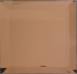 high quality pink K coated mirror with factory price