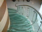 bent laminated glass