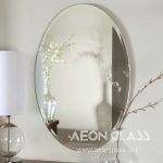 5mm Cut and Beveled Mirror
