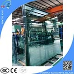 low-e laminated insulated glass for facade