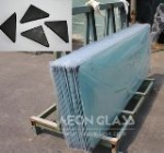 3mm-19mm Extra Clear Toughened Glass with 3C/CE/ISO certificate