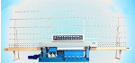 Straight line edging machine