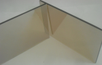 4mm-8mm clear reflective glass with CE & ISO certificate