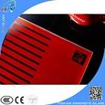 Foshan Xinxingye Building Glass 19mm silkscreen glass to be tempered
