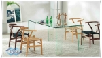 Customized Modern Glass Table