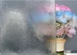 Clear Patterned glass-Chinchilla