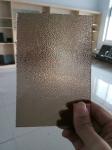 Colored patterned glass-Bronze nashiji