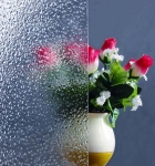 clear diamond glass, pattern glass, color rolled glass, figure glass