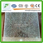 bullet proof glass, tempered laminated glass, 3mm+0.38mm+3mm glass
