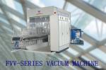 Vertical Vacuum Pre-heat & pressing Machine