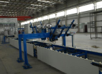 Bend Laminated Glass Film-combining Machine