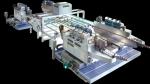 Glass Pencil Edging Production Line SKG1520
