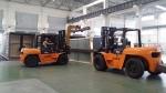 Forklift Truck Skewer