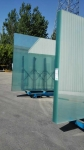 low iron float glass/ultra clear float glass/extra clear float glass
