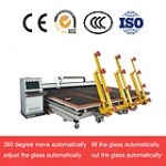 multifunctional glass loading machine glass cutting table glass lifting equipment