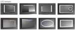 sell CE certification of LED mirror for bathroom