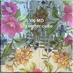 Digital Printed Glass/YK-MD big water cube