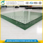 12mm+12mm Laminated Glass Chinese Supplier