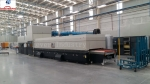 LV-TB Series Continuous Bent  Glass Tempering Furnace for Automotives Sidelite