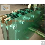 3-19mm Tempered Glass /Toughened Glass with Holes or Cutouts (3-19mm)