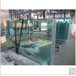 5mm Clear Tempered Glass for South Africa Market