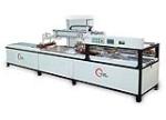 Automotive Sidelites, Sunroof Screen Printing Line