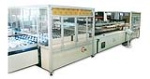 Large Size Touch Window Glass Screen Printing Line