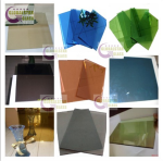 Reflective Float Glass 4mm, 5mm, 5.5mm, 6mm