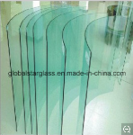 Clear Curved Tempered Glass