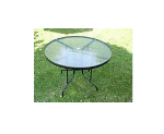 Tempered Glass Beach Table/Dining Table Top 5-6mm 8mm