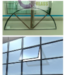 Double Glazing Glass / Clear Insulating Glass/Colored Double Glazing Glass